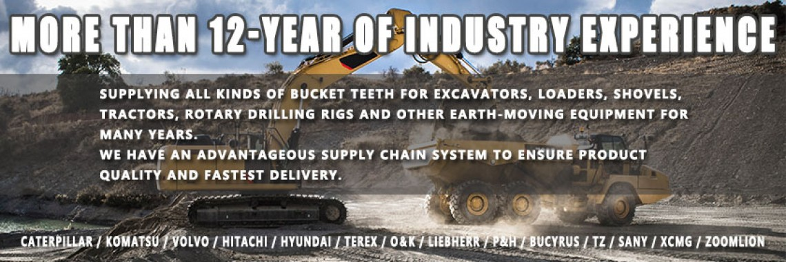 Excavator Bucket Teeth, Loader Bucket Teeth, Tractor Bucket Teeth