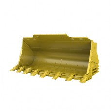 FAUN-FRISC F1110 Loader Bucket