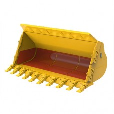 FAUN-FRISC F2010 Loader Bucket