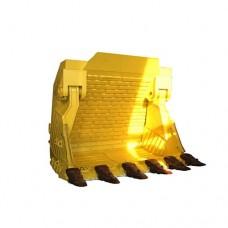 KOMATSU (DEMAG) H185S Backhoe Excavator Bucket
