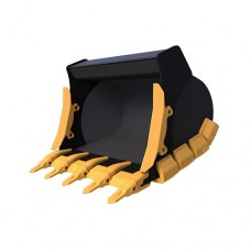 BROWN-BEAR 400 Backhoe Excavator Bucket