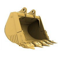 CAT 320 Backhoe Excavator Bucket
