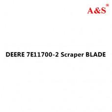 DEERE 7E11700-2 Scraper BLADE