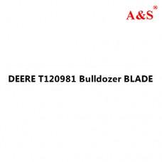 DEERE T120981 Bulldozer BLADE