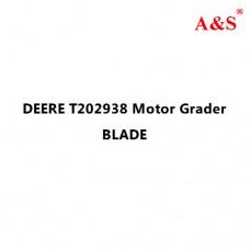 DEERE T202938 Motor Grader BLADE