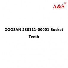 DOOSAN 230111-00001 Bucket Teeth