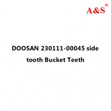 DOOSAN 230111-00045 side tooth Bucket Teeth