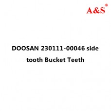 DOOSAN 230111-00046 side tooth Bucket Teeth