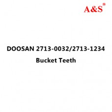DOOSAN 2713-0032/2713-1234 Bucket Teeth