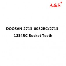 DOOSAN 2713-0032RC/2713-1234RC Bucket Teeth
