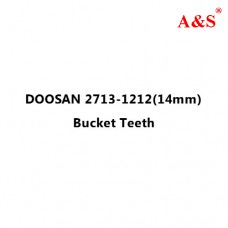 DOOSAN 2713-1212(14mm) Bucket Teeth