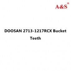 DOOSAN 2713-1217RCX Bucket Teeth