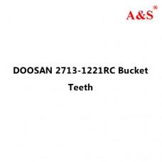 DOOSAN 2713-1221RC Bucket Teeth