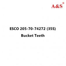 ESCO 205-70-74272 (35S) Bucket Teeth