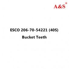 ESCO 206-70-54221 (40S) Bucket Teeth