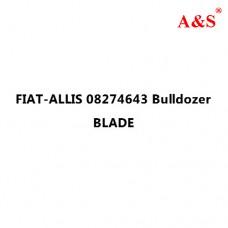 FIAT-ALLIS 08274643 Bulldozer BLADE
