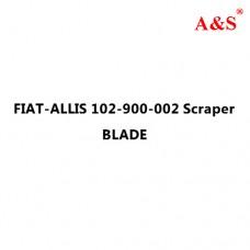 FIAT-ALLIS 102-900-002 Scraper BLADE