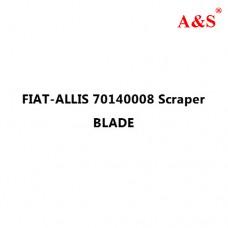 FIAT-ALLIS 70140008 Scraper BLADE