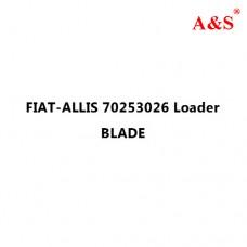 FIAT-ALLIS 70253026 Loader BLADE