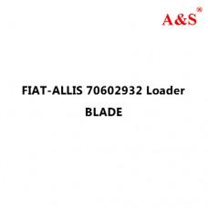 FIAT-ALLIS 70602932 Loader BLADE