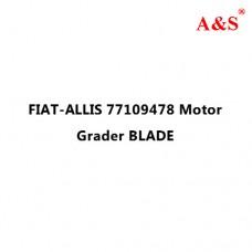 FIAT-ALLIS 77109478 Motor Grader BLADE