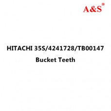 HITACHI 35S/4241728/TB00147 Bucket Teeth