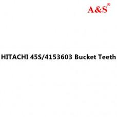 HITACHI 45S/4153603 Bucket Teeth