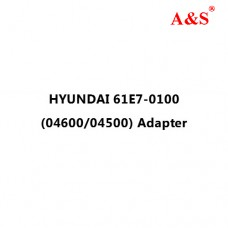 HYUNDAI 61E7-0100 (04600/04500) Adapter