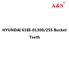 HYUNDAI 61EE-01300/25S Bucket Teeth