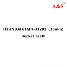 HYUNDAI 61MH-31201(15mm) Bucket Teeth