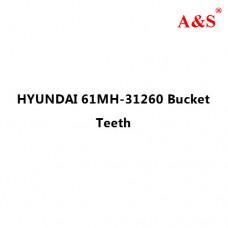 HYUNDAI 61MH-31260 Bucket Teeth