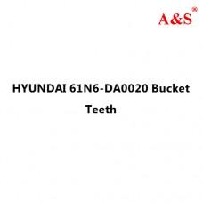 HYUNDAI 61N6-DA0020 Bucket Teeth