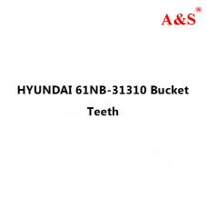 HYUNDAI 61NB-31310 Bucket Teeth