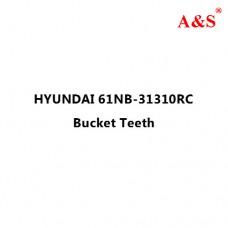 HYUNDAI 61NB-31310RC Bucket Teeth