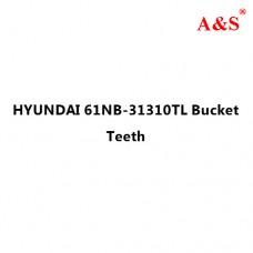 HYUNDAI 61NB-31310TL Bucket Teeth