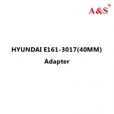 HYUNDAI E161-3017(40MM) Adapter