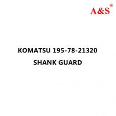 KOMATSU 195-78-21320 Ripper Shank GUARD