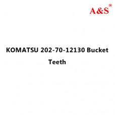KOMATSU 202-70-12130 Bucket Teeth