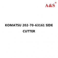 KOMATSU 202-70-63161 SIDE CUTTER