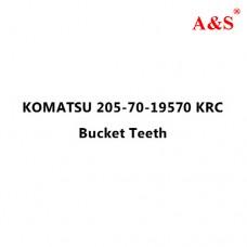 KOMATSU 205-70-19570 KRC Bucket Teeth