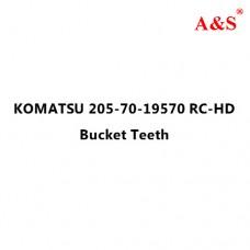 KOMATSU 205-70-19570 RC-HD Bucket Teeth