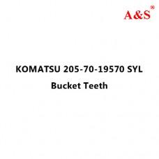 KOMATSU 205-70-19570 SYL Bucket Teeth