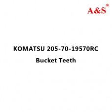 KOMATSU 205-70-19570RC Bucket Teeth