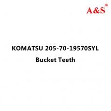 KOMATSU 205-70-19570SYL Bucket Teeth