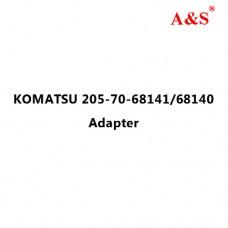 KOMATSU 205-70-68141/68140 Adapter