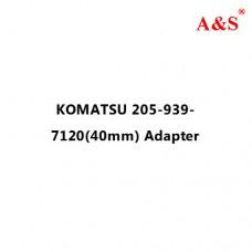 KOMATSU 205-939-7120(40mm) Adapter