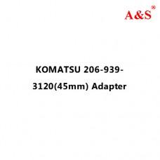 KOMATSU 206-939-3120(45mm) Adapter