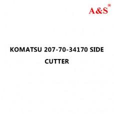KOMATSU 207-70-34170 SIDE CUTTER