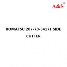 KOMATSU 207-70-34171 SIDE CUTTER