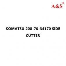 KOMATSU 208-70-34170 SIDE CUTTER